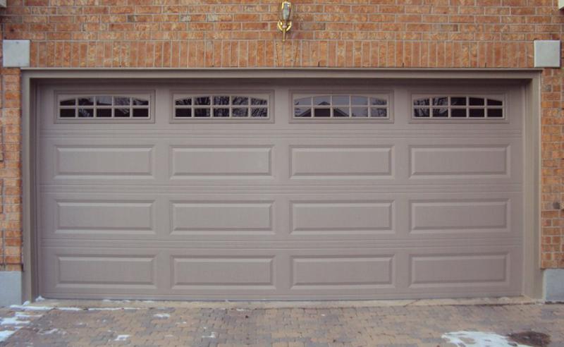 Raised Panel 4250 Ottawa Garage Door Systems