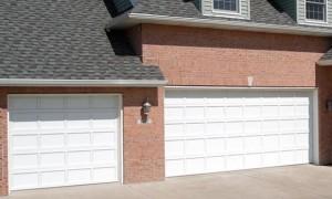 recessed-panel-garage-doors